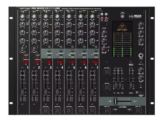 Behringer Pro Mixer Dx 2000 Usb