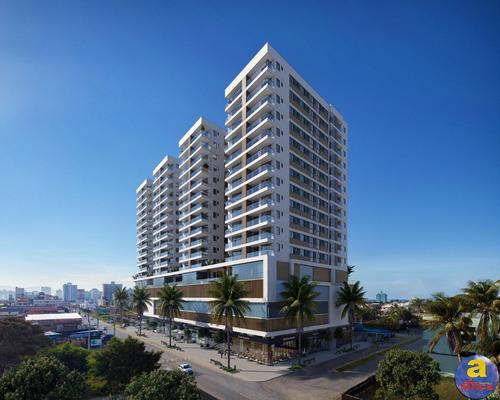 Imagem 1 de 25 de Apartamento 3 Suítes, 2 Vagas De Garagem No Perequê Em Porto Belo/sc - Imobiliária África - Itapema/sc - Ap00460 - 69782421