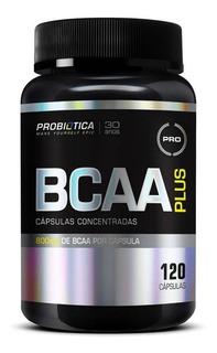 Bcaa Plus - Probiótica - 120 Caps