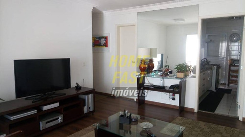 Apartamento Com 3 Dormitórios À Venda, 110 M² Por R$ 745.000,00 - Vila Leonor - Guarulhos/sp - Ap1277