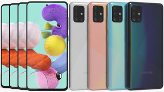 Samsung A20s A30s A51 A70 A01