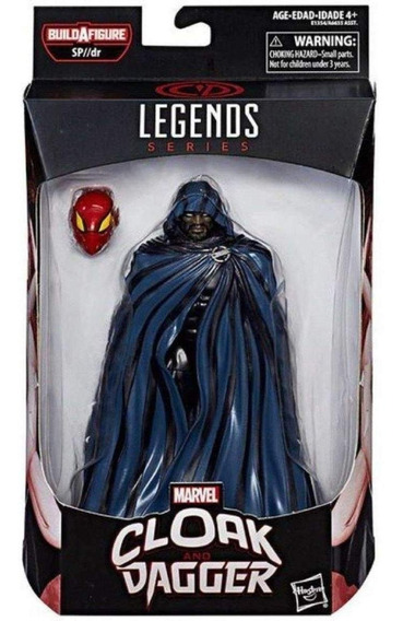 Marvel Legends Clock (cloak) Dagger Spider Man Sp//dr Hasbro