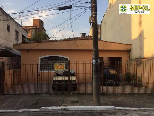 Selecione Residencial À Venda, Jardim Imperador (zona Leste), São Paulo. - Ca0225