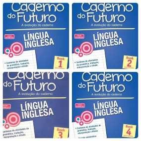 Coleção Caderno Do Futuro Língua Inglesa 6 Ao 9 Do Aluno