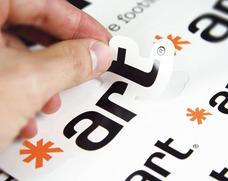 Etiquetas Adhesivas - Adhesivos Troquelados - Stickers