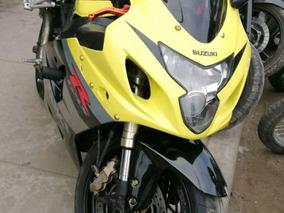 Remate Moto Pistera Suzuki Gsx 600, Contrato Privado
