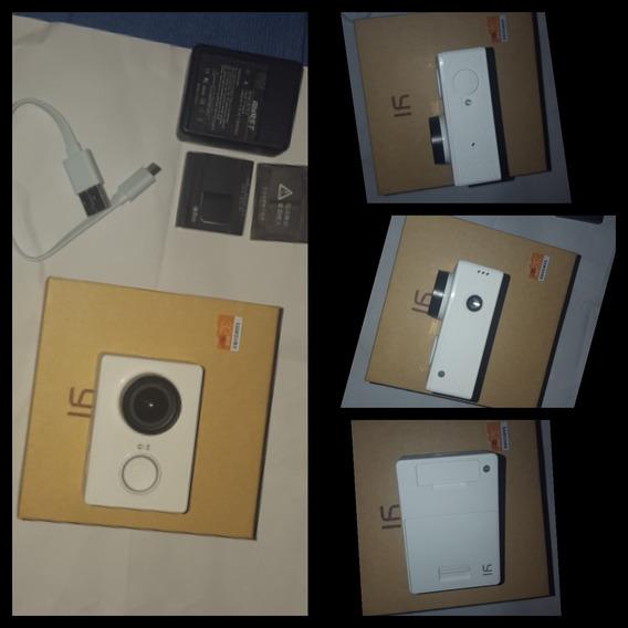 Action Cam - Câmera Esportiva Xiaomi Yi 2k Full Hd