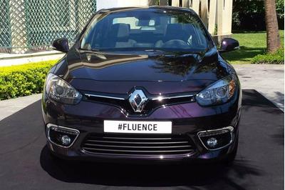 Renault Fluence Dynamique Pack 1.6 2017 Tasa 0 % (ca)