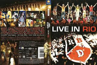 Rbd - Live In Rio