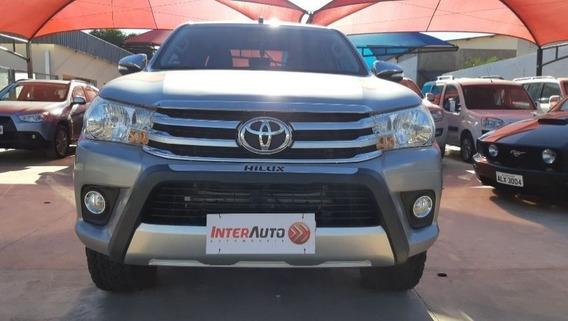 Toyota Hilux Srv 4x4 Flex