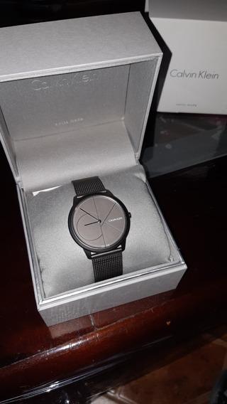 Reloj Calvin Klein Minimal 100% Original Nuevo