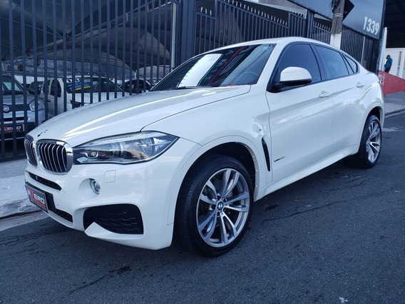 Bmw X6 2015 4.4 50i 4x4 Coupé 8 Cil 32v Bi-turbo 37.000 Km
