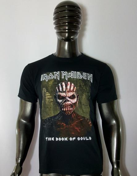 Bandera Telon Iron Maiden The Clansman Vestuario y Calzado
