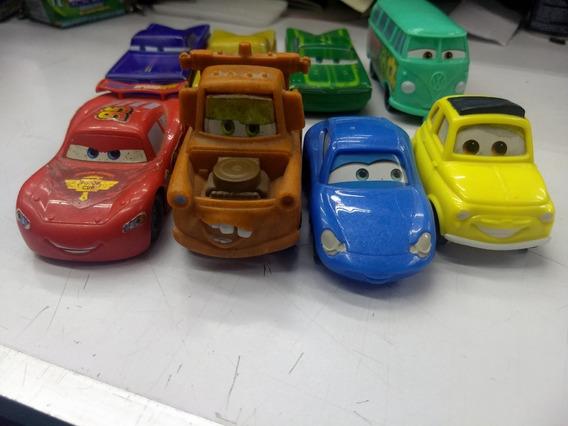 Coleccion Autos Usados Rayo Mcqueen