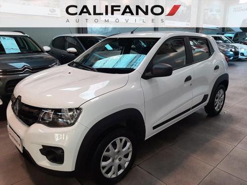 Renault Kwid Life, Descuenta Iva 2019 Excelente!
