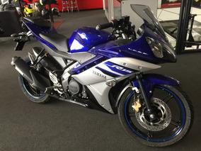 Yamaha R15 2018 0km, Azul