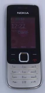 Nokia 2730 Preto/prata Original Nacional Semi Novo
