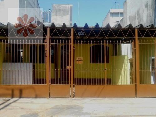 Imagem 1 de 15 de Casa Térrea Em Jardim Lucinda  -  São Paulo - 5578