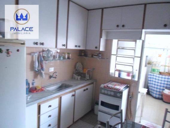 Apartamento Com 3 Dormitórios À Venda, 79 M² Por R$ 310.000 - Centro - Piracicaba/sp - Ap0090