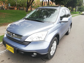 Honda Cr-v Ex 2.4 4x4 Full Time Aa Abs Aut 2009