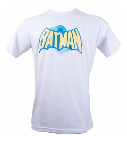 Remera, Dc, Batman Logo Pop