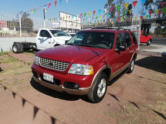 Ford Explorer 4.6 Limited V8 4x2 Mt 2002