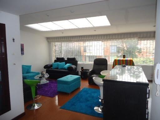 Apartamento En Venta Los Rosales 503-4936