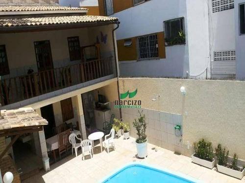 Casa Residencial À Venda, Jardim Das Margaridas, Salvador - Ca1057. - Ca1057