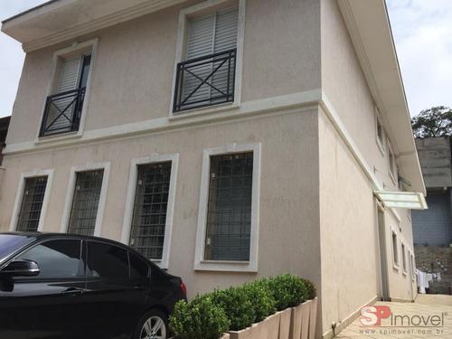Imagem 1 de 9 de Sobrado Com 4 Dormitórios À Venda, 200 M² Por R$ 1.900.000,00 - Jardim Londrina - São Paulo/sp - So1324v