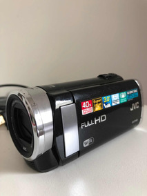 Filmadora Jvc Gz-ex210 Full Hd Zoom Óptico 40x Lcd 3.0 Wifi