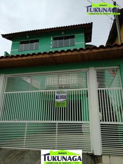 Sobrado Com 2 Dormitórios Para Alugar, 125 M² Por R$ 1.800/mês - Parque Continental Ii - Guarulhos/sp - So0024