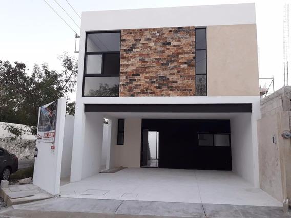 Townhouse Nuevo Totalmente Equipado En Venta, Temozón, Mérida Norte