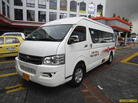 Autobuses Microbuses Joylong Pasajeros