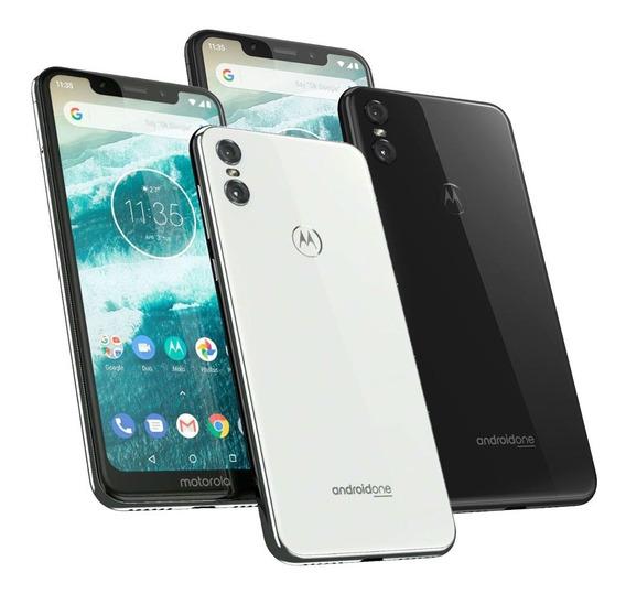 Celular Motorola Moto One 64gb 4gb Garantia Oficial