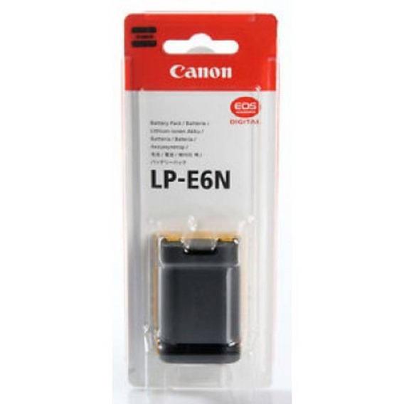 Bateria Canon Lp-e6n Original Lpe6n Lp-e6 Garantia Brasil