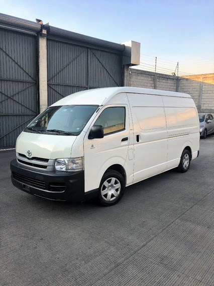 Toyota Hiace 2009 Super Larga Impecable