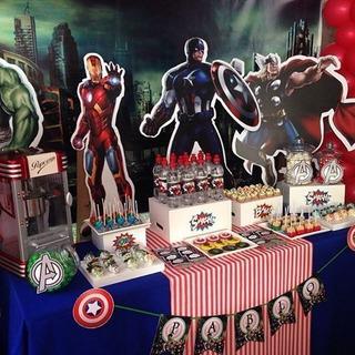 Fiestas Infantiles/decoracion/burburjas/confetti/luces Led