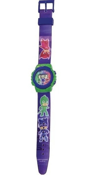 Relógio Infantil Digital Pulso Pj Masks 4591 Dtc