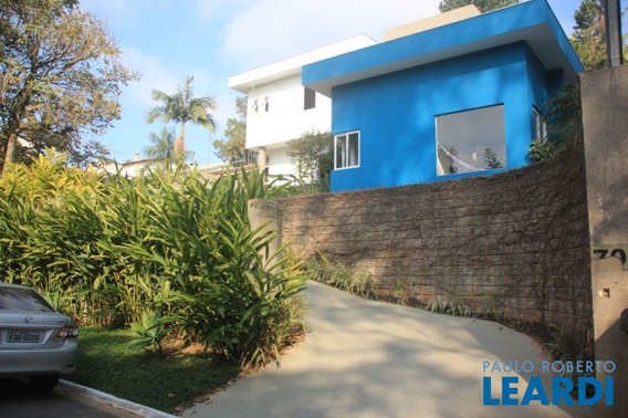 Casa Em Condomínio - Nova Higienópolis - Sp - 588553