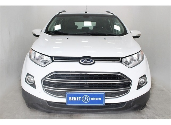 Ford Ecosport 2.0 Titanium Plus 16v Flex 4p Powershift
