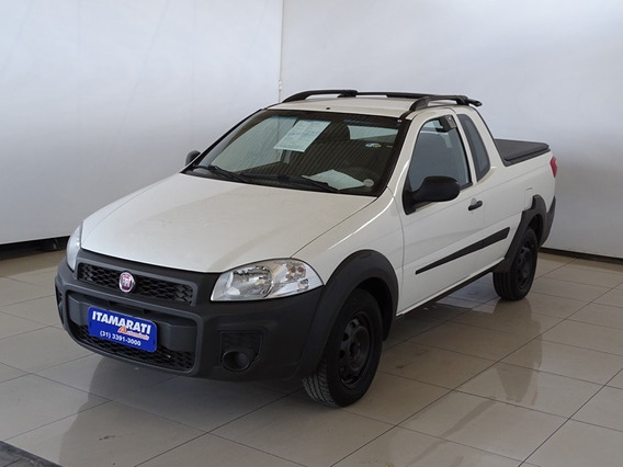 Fiat Strada Ce Hard Working 1.4 8v (5126)