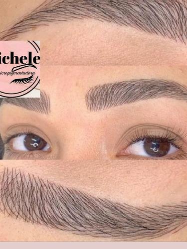 Imagem 1 de 1 de Micropigmentação Definitiva  Sobrancelhas E Labios