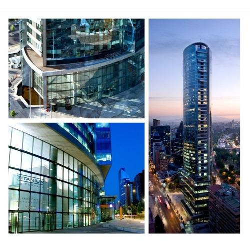 Imagen 1 de 7 de Edificio Titanium - Espectacular Oficina Amoblada
