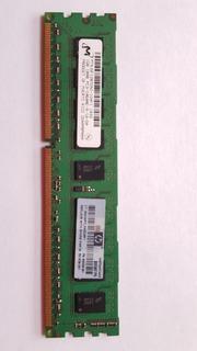 Memoria Ram Hp 500208-061 1gb 1333mhz Pc3-10600 Usada