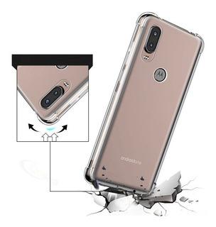 Funda Uso Rudo Varios Modelos Motorola Moto One Vision / Action / G7 Power / Play / Plus / Otros