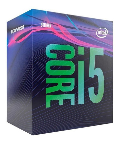 Processador Intel Core I5-9400 2.9ghz (4.1ghz Turbo)