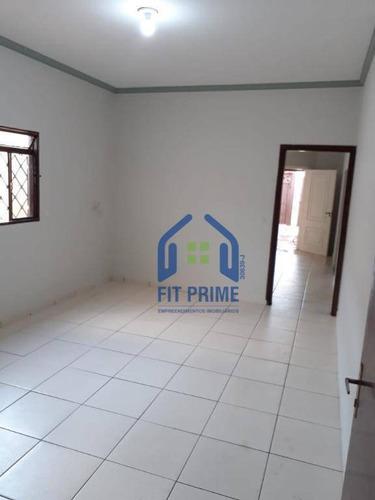 Casa Com 3 Dormitórios À Venda, 130 M² Por R$ 260.000 - Jardim Arroyo - São José Do Rio Preto/sp - Ca2056