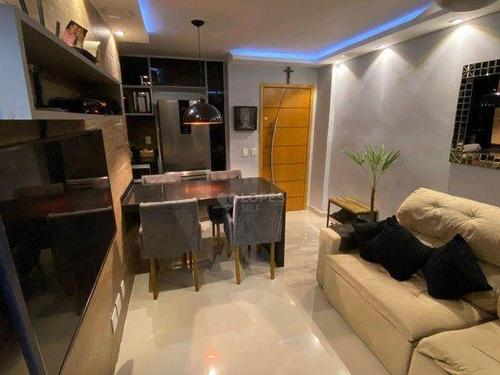 Imagem 1 de 10 de Apartamento Com 2 Quartos Por R$ 380.000 - Ponta Dareia /rj - Ap47797