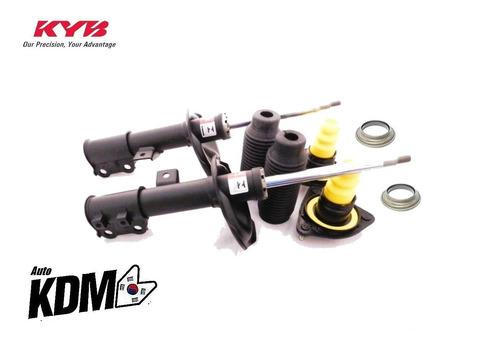Imagem 1 de 1 de Kit Amortecedor Dianteiro Autokdm Cadenza 3.5 V6 2010/
