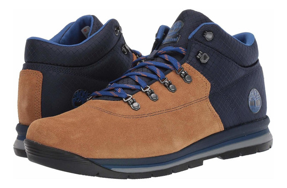 Zapatillas Hombre Timberland Gt Rally Mid Leather/fabric